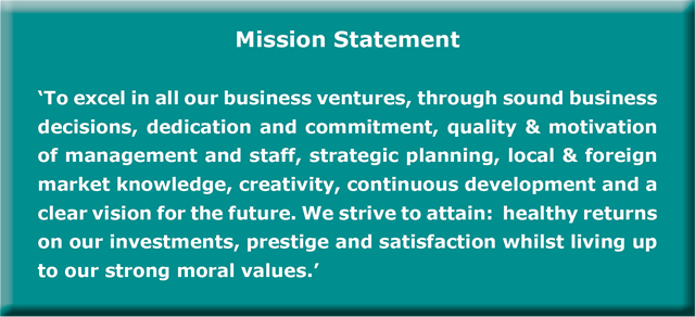 mission statement for ghana commercial bank Vision, mission, values  the best place to bank our shareholders: the best place to invest  to be amongst the top three banks in ghana by december 2018, based .